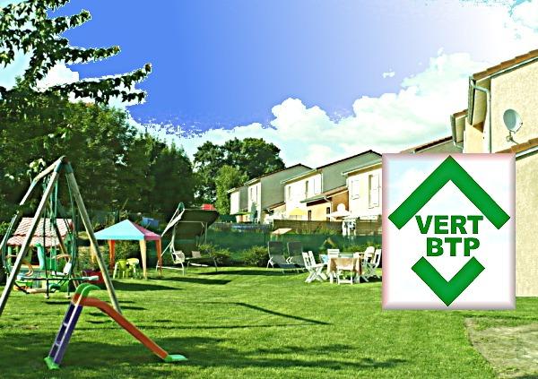 Vert btp espaces verts for Chantier espace vert